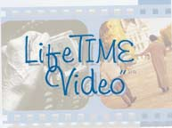 Photo Montages, Photo Videos and any film transferred to DVD or VHS for a lifeTIME Video